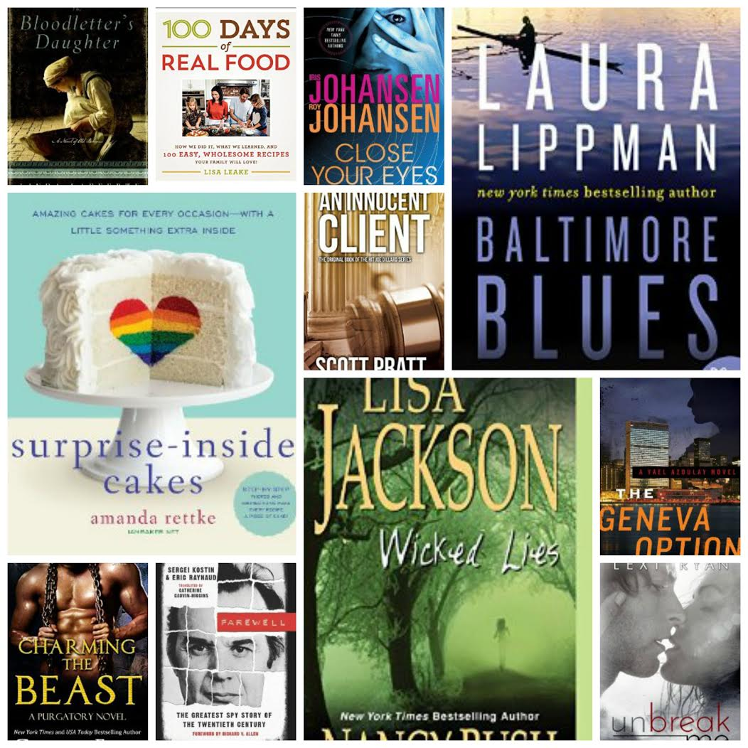 BookGorilla Ebook Alert For 6/2/15