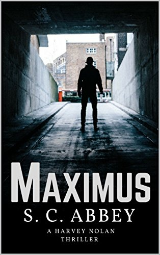 Caught in a crossfire between a merciless assassin and the FBI for a crime he did not commit, can Nolan clear his name before it is too late? Maximus: A Harvey Nolan Thriller, Book 1 (Harvey Nolan Mystery Thriller Series) by S. C. Abbey!