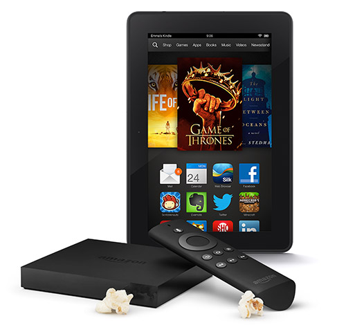 Save $49 When You Get The Fire TV + Kindle Fire HDX 7″ Bundle!