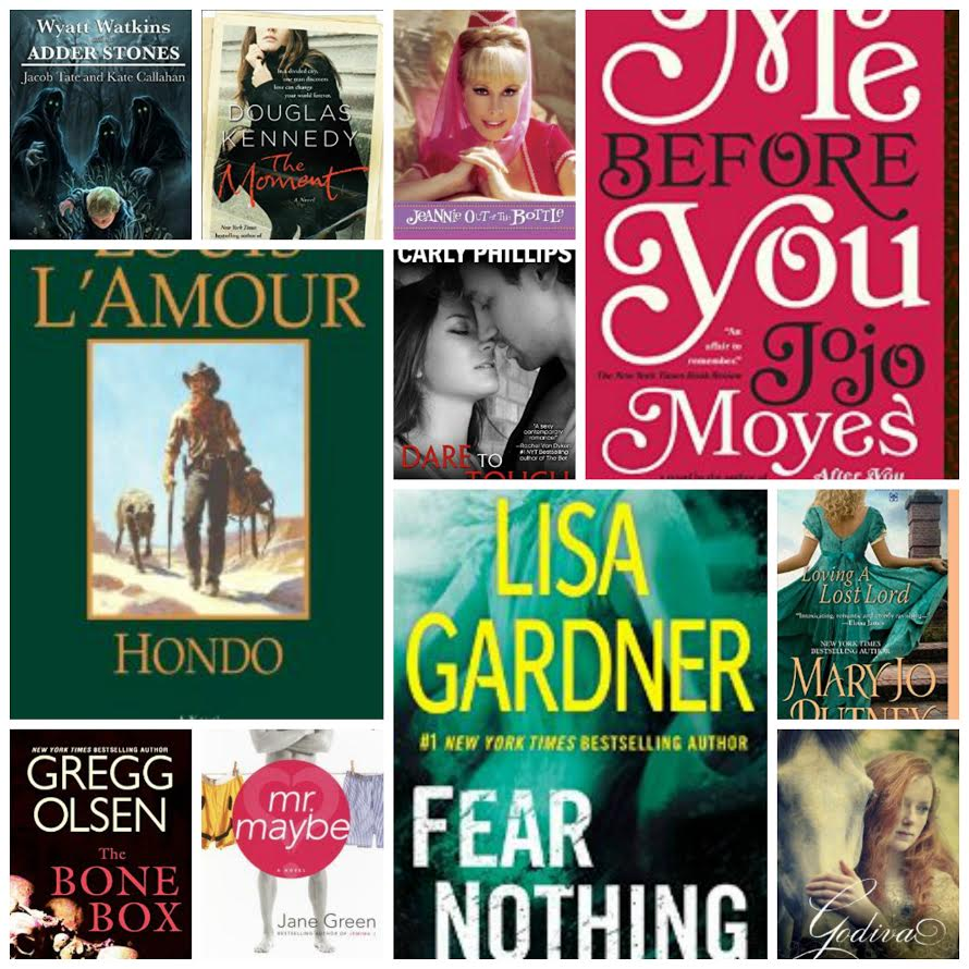 What's In The 6/29/15 BookGorilla Email Alert?