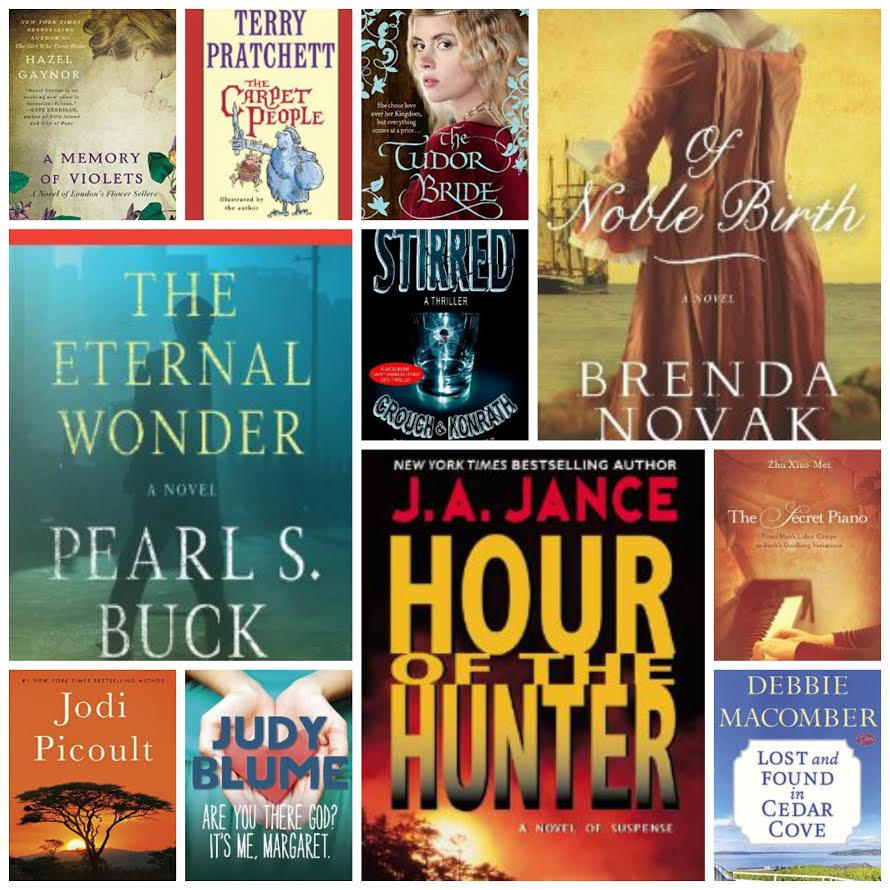 Judy Blume, Terry Pratchett & More In Today's BookGorilla Email Alert