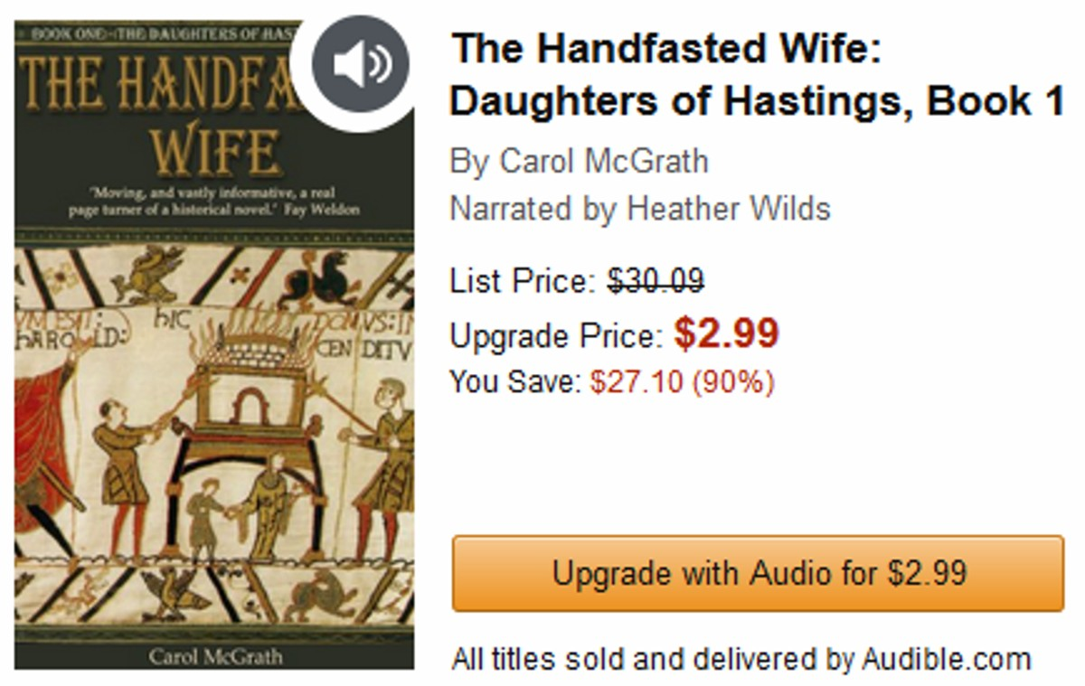 Immersion Reading Fans: Easily Find Out Which Of Your Kindle Books Can Be Upgraded With Audible Narration At A Discount