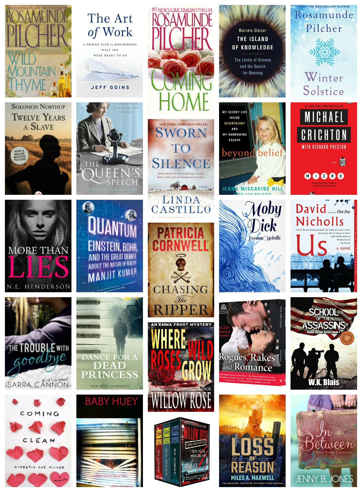 BookGorilla Email Alert for 12/30/15