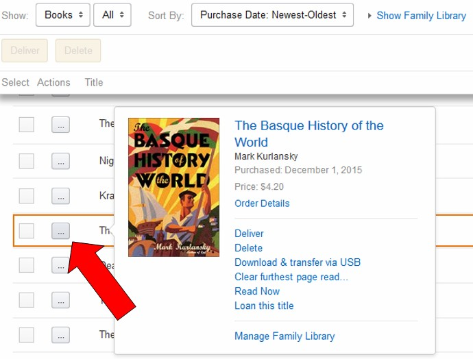 Kindle Book Search In Library