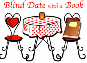 """Love books? Don't want to judge a book by it's cover? Discover a new read using only book descriptions and see if you find """"the one"""" or  a book dud! 4 Blind Book Date Contestants to choose from"""
