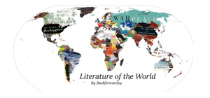 What's the most loved book in America? How about Spain? Chart every country's favorite book on this map
