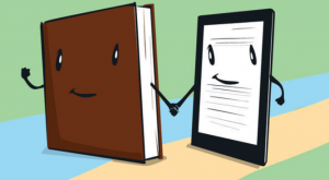 Can't we all just get along? The growing negative sentiment towards e-readers