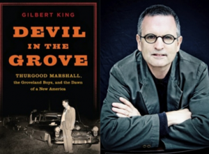 Gilbert King's Pulitzer Prize-winning book about the Groveland Four helped set the pardon in motion.