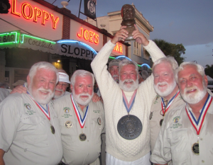 This weekend was the 39th annual Hemingway Look-Alike Contest in Key West. Good beards, everyone!
