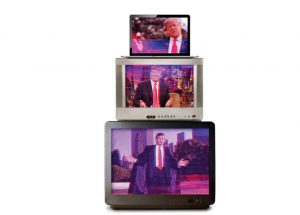 A New Book Argues That Trump Is Television in Human Form